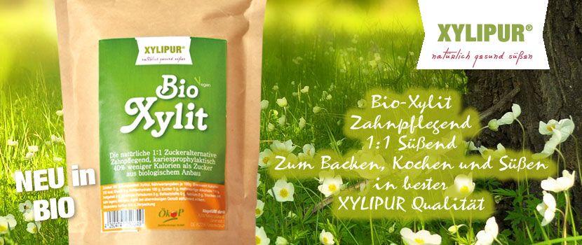 Bio Xylit 400g V2