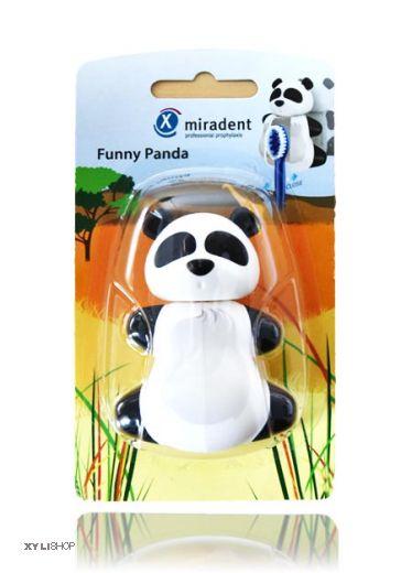 Zahnbürstenhalter Panda Miradent