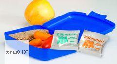 Zähnchen® Orange Mobil 50 x 2 Stück, 140g