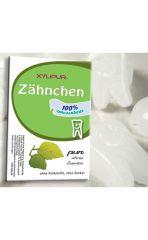 Xylitol Zähnchen Pur 30g - Zahnpflege Bonbons